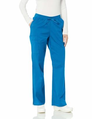 Amazon Essentials Women's Quick-Dry Stretch Scrub Pant
