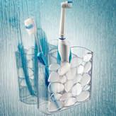 InterDesign Pebblz Suction Toothbrush Holder
