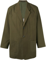 Yohji Yamamoto 'Wait Until Dark' jacket - men - Cotton/Cupro - 3