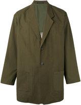 Yohji Yamamoto 'Wait Until Dark' jacket