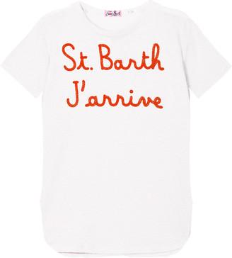 MC2 Saint Barth Embry Saint Barth T-shirts For Women