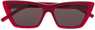 Saint Laurent SL276 square-frame sunglasses