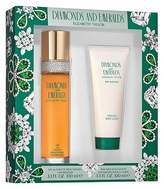 Emeralds by Elizabeth Taylor Gift Set Women's Perfume - 2pc