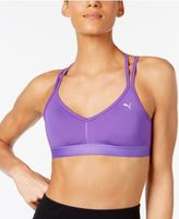 Puma Yogini Low-Impact Strappy-Back dryCELL Sports Bra