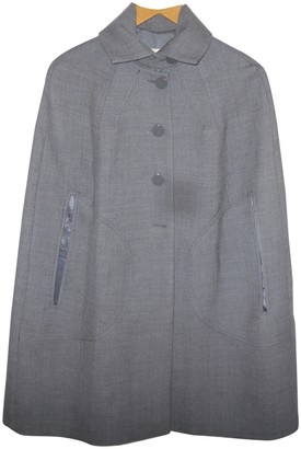 BA&SH Bash Grey Wool Coats