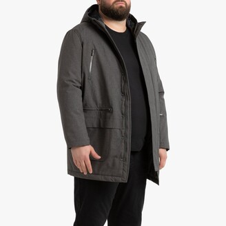 La Redoute Collections Plus Hooded Parka with Pockets