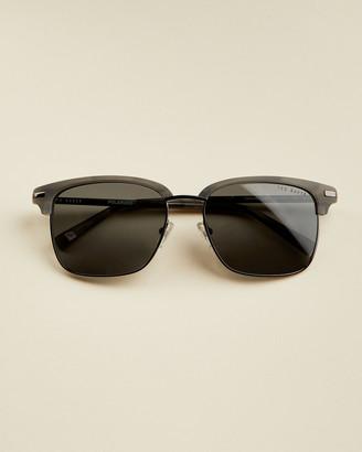 Ted Baker MALORKA Square sunglasses
