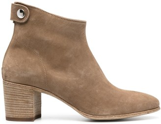 Officine Creative Sarah ankle boots