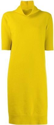 Fabiana Filippi short-sleeve shift dress