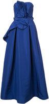 Carolina Herrera - strapless gown