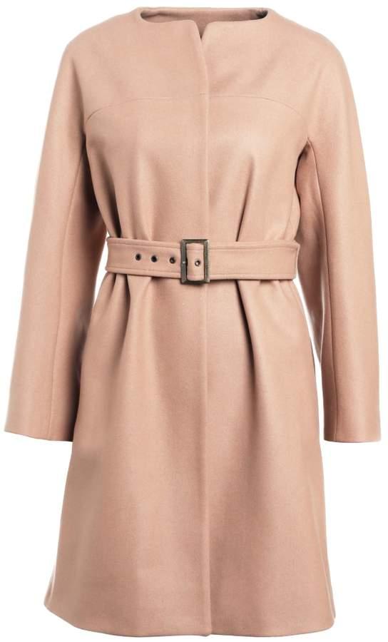 Jil Sander Navy Classic coat camel