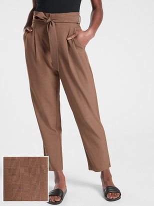 Athleta Skyline Plaid Pant II