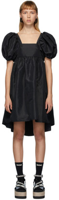 Cecilie Bahnsen Black Tilde Dress