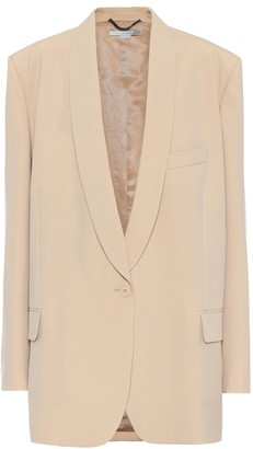 Stella McCartney Allison wool blazer