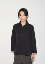 Mhl By Margaret Howell Square Placket Shirt