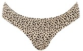 Topshop MATERNITY Leopard Print Knickers