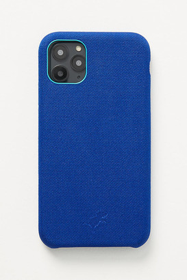 Nimble Recycled Plastic iPhone Case By Nimble in Blue Size S