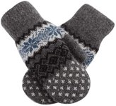 Panda Superstore Students Gloves Lovely Warm Winter Gloves Woollen Gloves Unisex Mitten