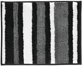 InterDesign Stripz Bath Rug