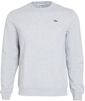 Lacoste Long Sleeve Logo Sweatshirt