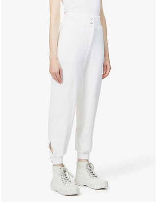 The Range Element French Terry stretch-cotton jogging bottoms