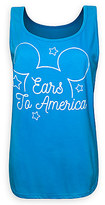 Disney Mickey Mouse ''Ears to America'' Tank for Women