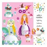 Djeco Princesses Playdough