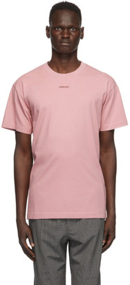 Ambush Pink XL Logo T-Shirt