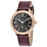 Marc Jacobs Riley MJ1470 Women's Rose Gold-Tone Stainless Steel Watch