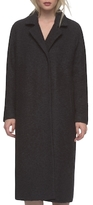 Andrew Marc Lela Wool Tall Top Coat