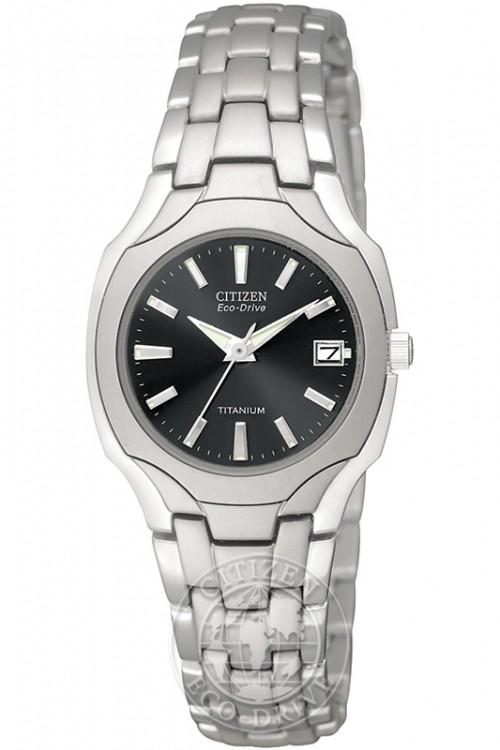 Citizen Ladies Titanium Titanium Watch EW1400-53H