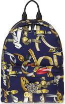 Versace Baroque belts backpack
