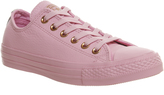 Converse Low Leather Trainers