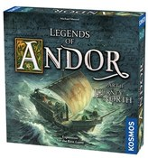 Thames & Kosmos 'Legends Of Andor - Journey' Game Expansion Pack