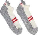 Satisfy Off-White 'Run Away' Socks