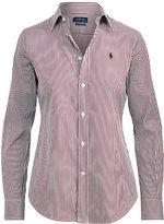 Polo Ralph Lauren Stretch Slim Fit Striped Shirt