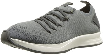 Under Armour Men's Charged Covert Knit Sneaker Black (001)/Steel 10