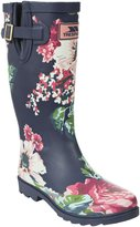 Trespass Womens/Ladies Elena Floral Blossom Print Wellington Boots