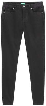 Benetton Cotton Slim Fit Trousers