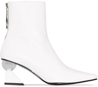 YUUL YIE Amoeba Glam 70mm ankle boots