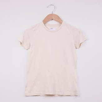Colorful Standard - Womens Light Organic Tee Ivory White - XS