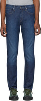Levi's Levis Made And Crafted Levis Made and Crafted Blue 502 Slim Taper Jeans