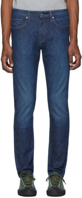 Levis Made and Crafted Blue 502 Slim Taper Jeans