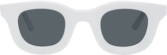 Rhude White Thierry Lasry Edition Rhodeo Sunglasses