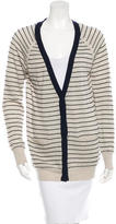 Rag & Bone Striped Wool Cardigan