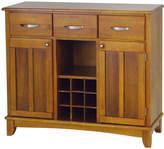 Home Styles Large Buffet - Oak Top