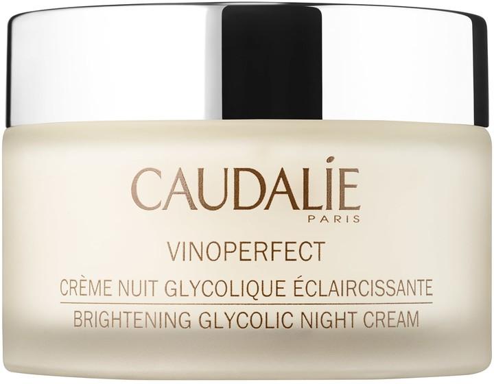 Caudalie - Vinoperfect Brightening Glycolic Overnight Cream