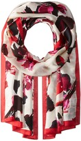 Vince Camuto Fancy Floral Oblong