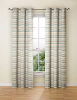 Marks and Spencer Geo Chenille Curtain