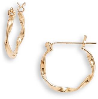 Set & Stones Remi Hoop Earrings